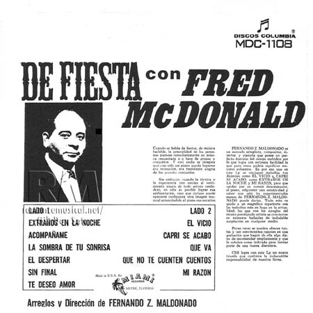 Tras Fred McDonald